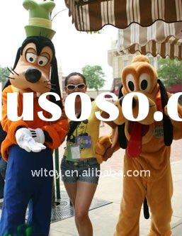 2011 hot sell cartoon character costume