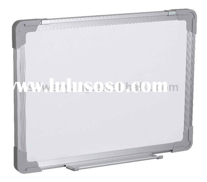 Decorative Wall Mounted Magnetic Whiteboard For Kitchen