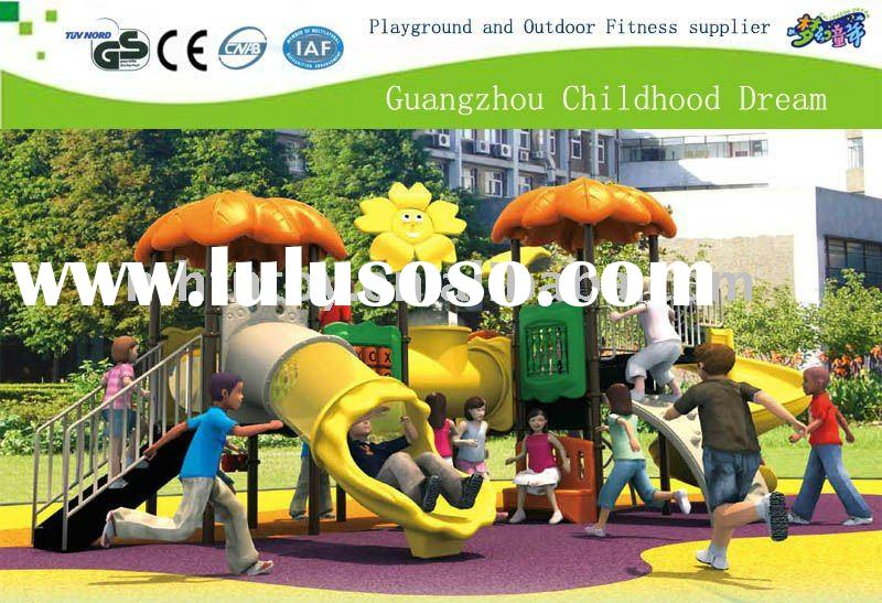 2012 Latest Playground Equipment For Kids Center
