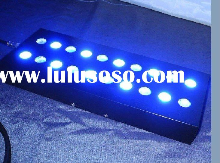 20*3 Watt XPG and XPE Cree led lamp 60W marine coral reef tank fish aquarium light with dimmable con