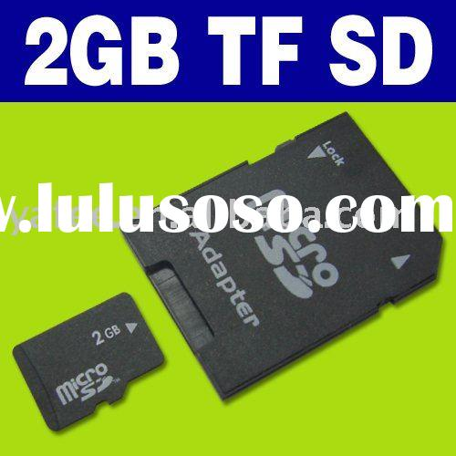 2GB Micro SD Memory Card TF +Adapter for Nokia