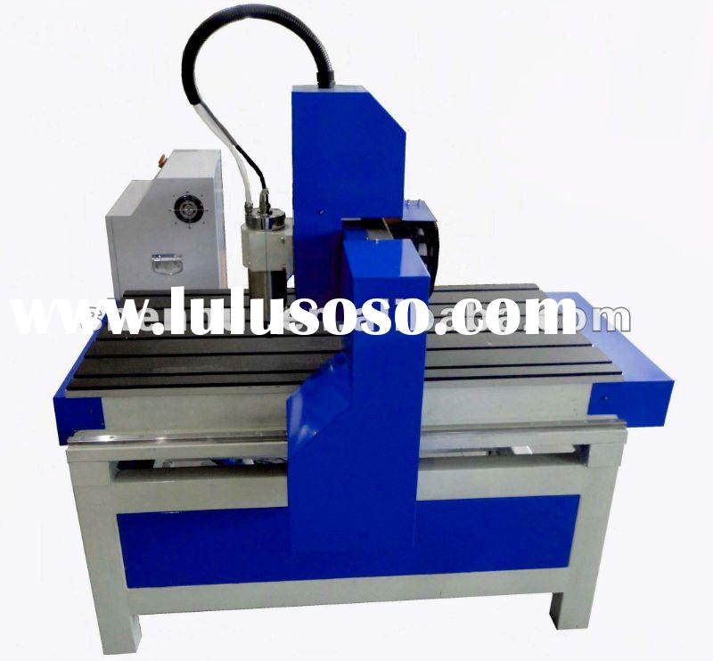 3D CNC engraving machine with CE (want distributor)
