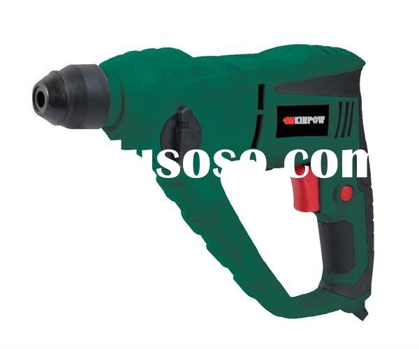 3 in 1 Lithium-ion Pneumatic Hammer & Drill ,Screwdriver
