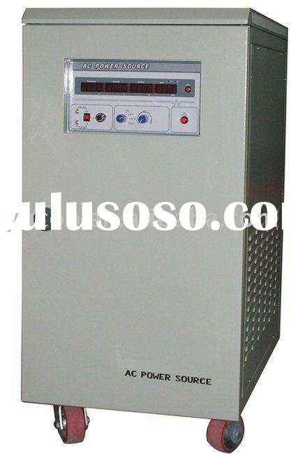 400HZ Static Variable Frequency Inverter 1Phase Output