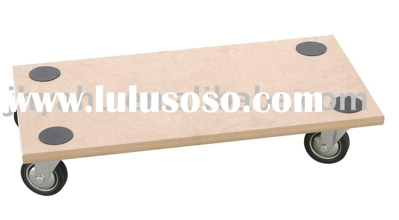 Board with wheels