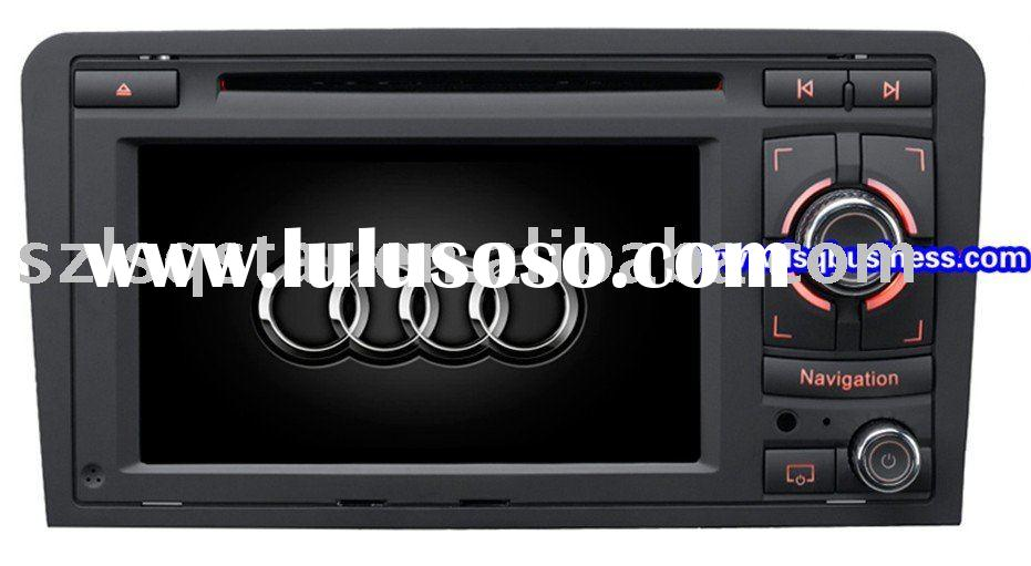 6.5' Car DVD AUDI A3 2002-2010 Built-in GPS\ Bluetooth\TV\Can-bus\RDS/support iPod st-8603