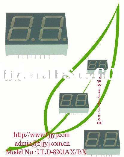 7-segment led display