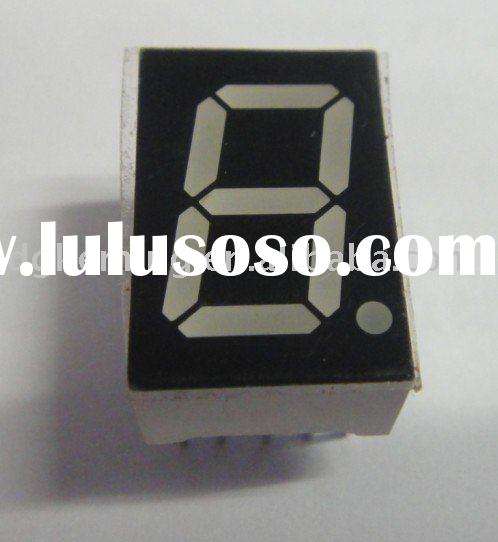 7 segment led display 0.56""