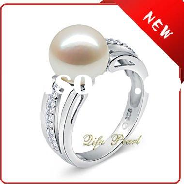 925 Sterling Silver Jewelry Freshwater Pearl