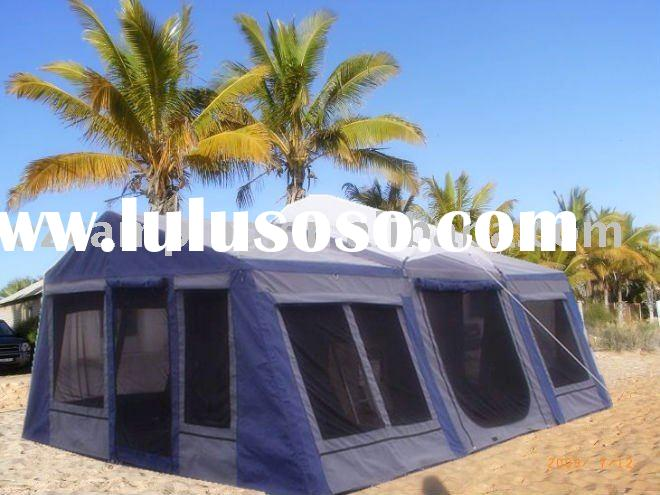 9ft kwik tent - Trailer TENT