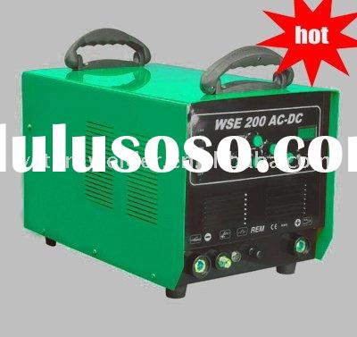 AC DC inverter TIG welding machine WSE-200