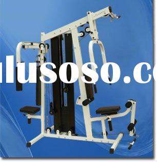 AMA-20H/1 (main frame:100*50*3.0 ) two stations home gym equipment, body building equipment