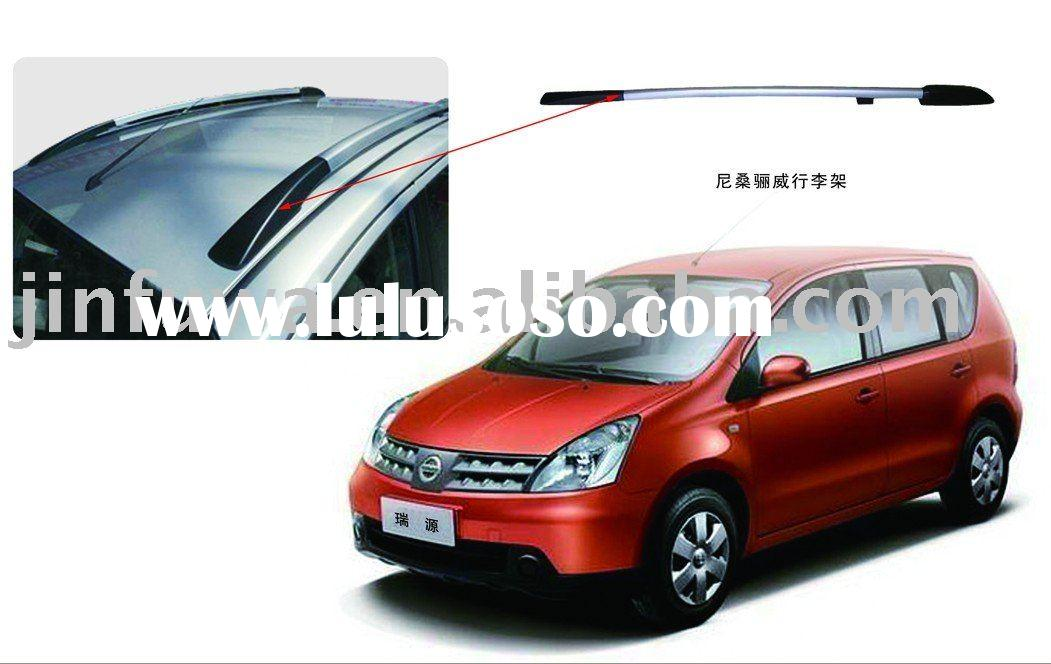 AUTO PARTS for the NISSAN LIVI,roof rack,Rear Bumper,Grille Guard,Fender,Running Board,side bar,Rear