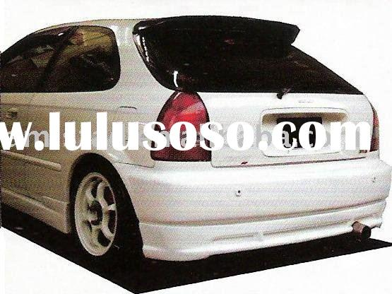 AUTO PART REAR BUMPER COVER MATERIAL:ABS FOR HONDA CIVIC EG 3D 92-95'-EH2122-1