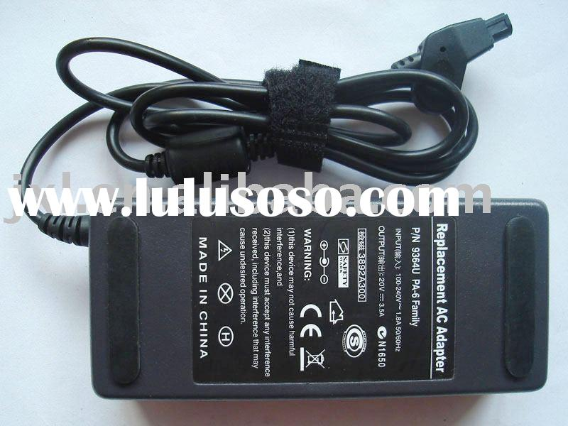Ac/dc adapter/ power supply for dell 20v 3.5a laptop ac adapter power adapter