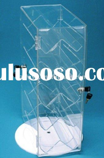 Acrylic Phone Display Cabinet,Plexiglass Cell Phone Stand,Lucite Mobile Phone Holder