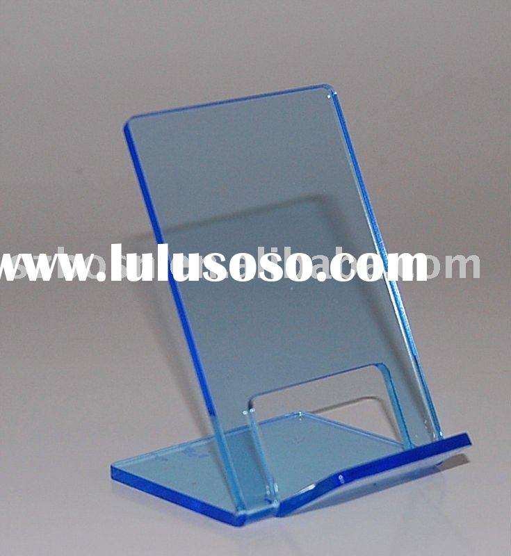 Acrylic Phone Display,Perspex Cell Phone Stand,Plexiglass Mobile Phone Holder