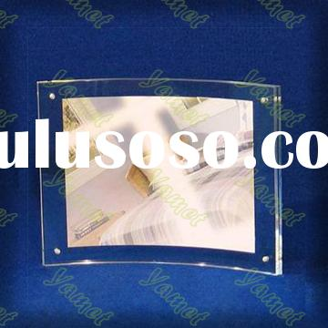 Acrylic photo frame, acrylic display, acrylic picture frame
