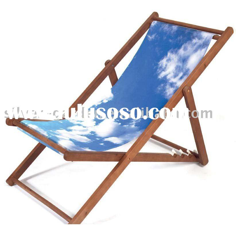 Tall Canvas Deck Chair Tall Canvas Deck Chair