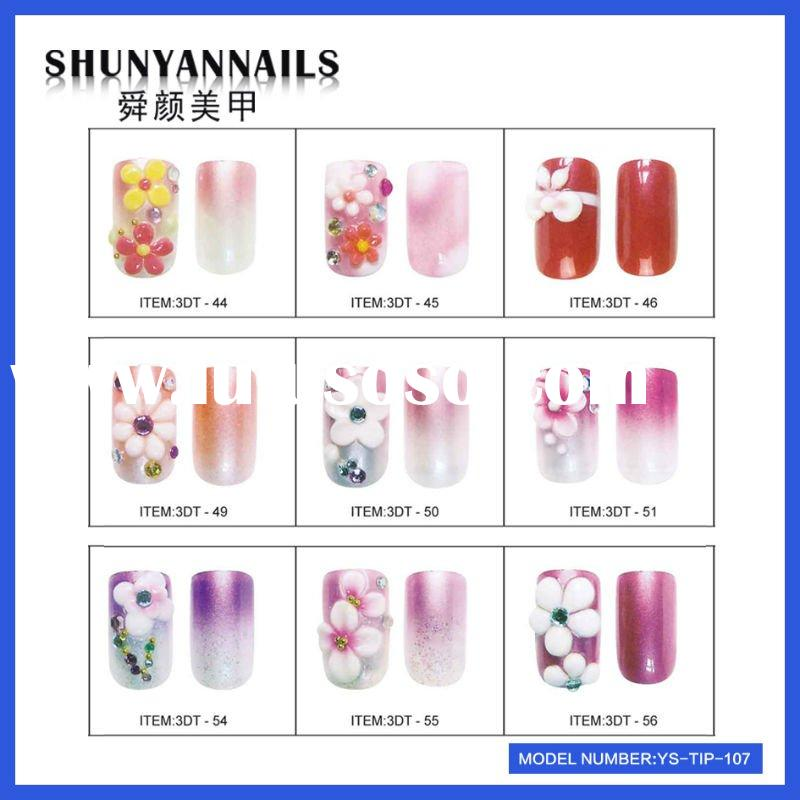 Tip Design Airbrush Design Nail Tips ys