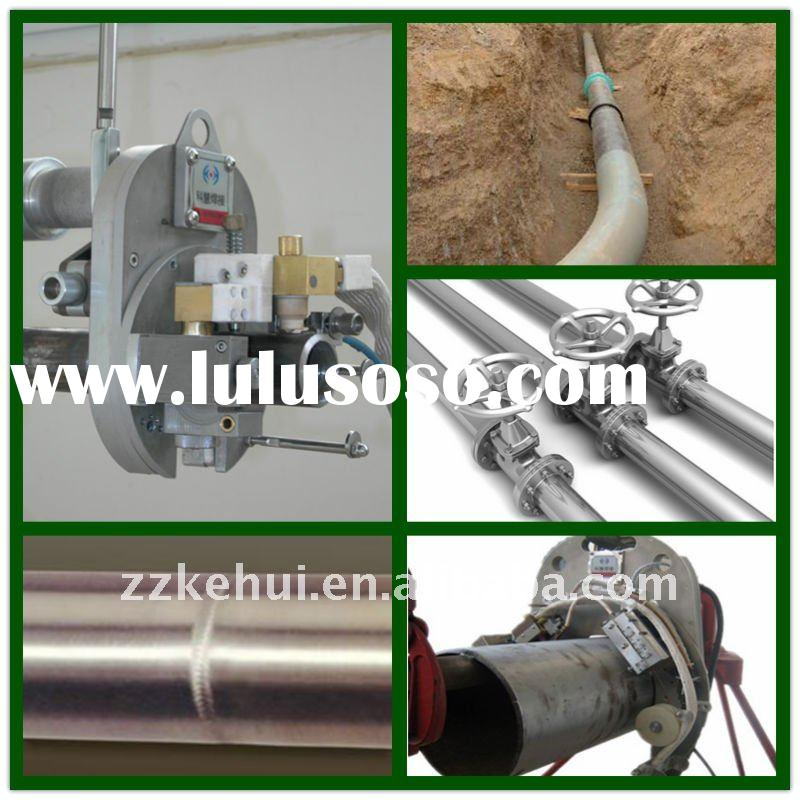 All-functions high performance Stainless steel pipes weld Automatic tig welding equipment