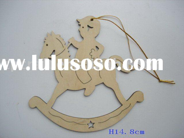 Arts craft decorative wood laser die cut