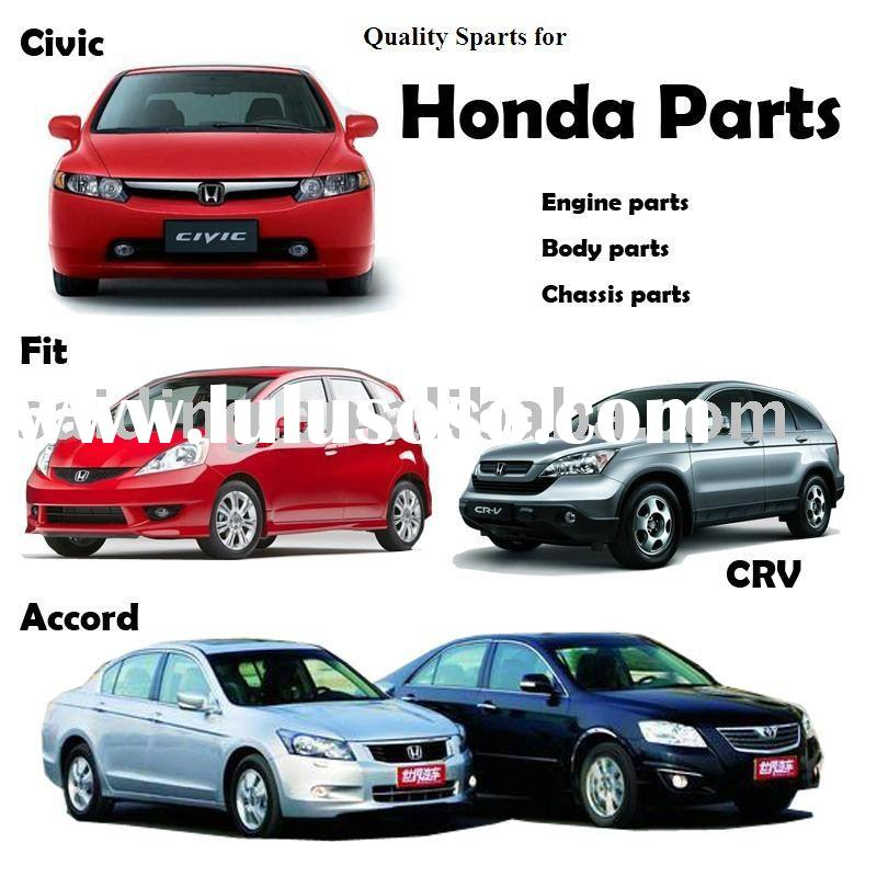 Auto Parts For Honda (Fit, Civic, Accord, CRV,Odysssey ,SUV ,etc)