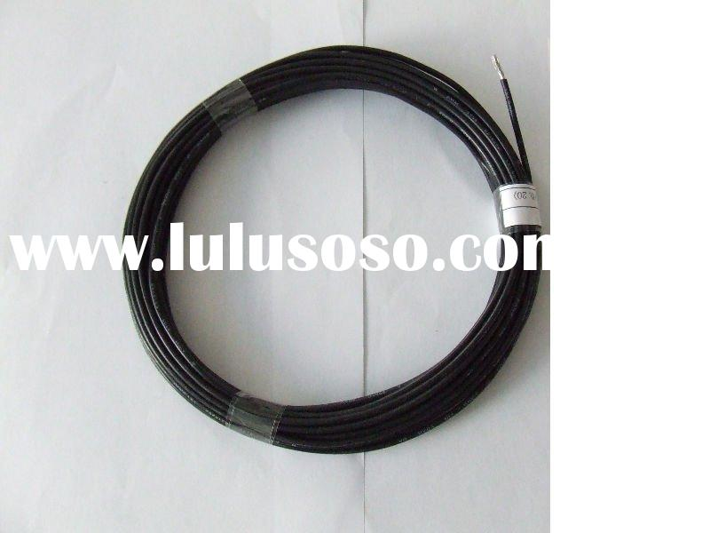 Automotive High Voltage Cable : High voltage rubber manufacturers in