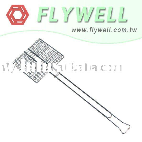 BBQ grill - BBQ barbecue camping grill accessories tools picnic wire mesh steel metal panels outdoor