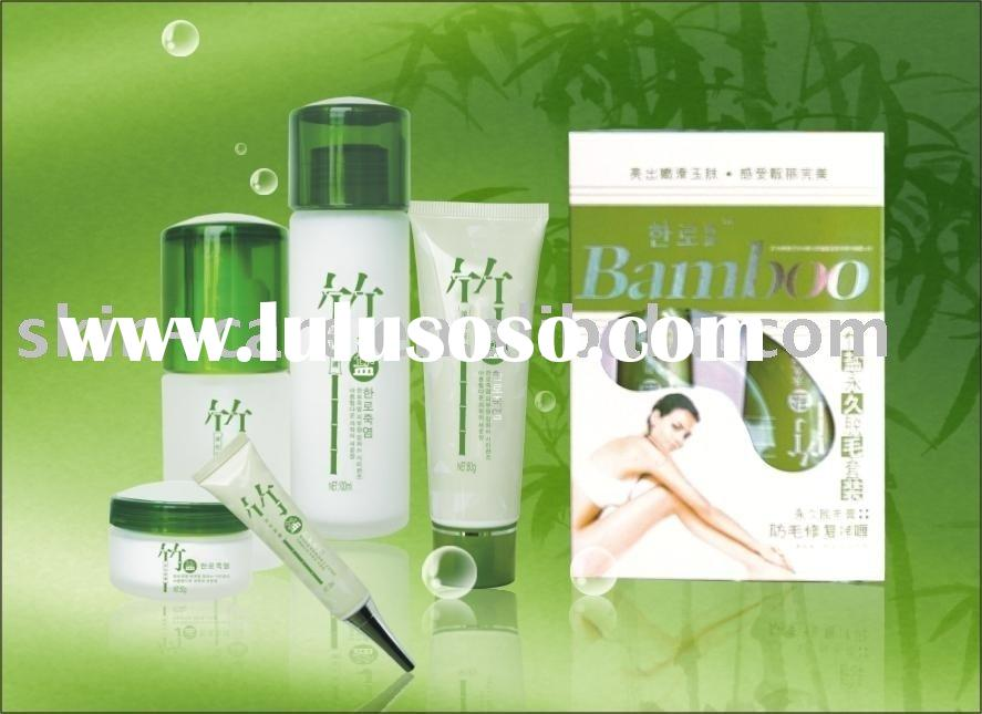 Bamboo Salt Bath and Body Care Skin care Sets