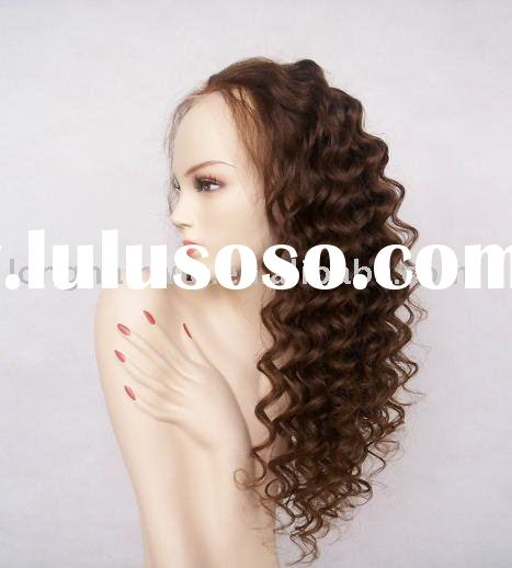 Beyonce Curls #4-20 Inch Front lace wig