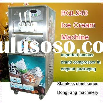 BingZhiLe940 type soft serve ice cream maker