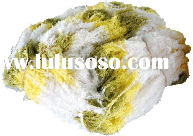 Bledned yarn wool Hamanaka Extra Fine silk hand knitting wool yarn