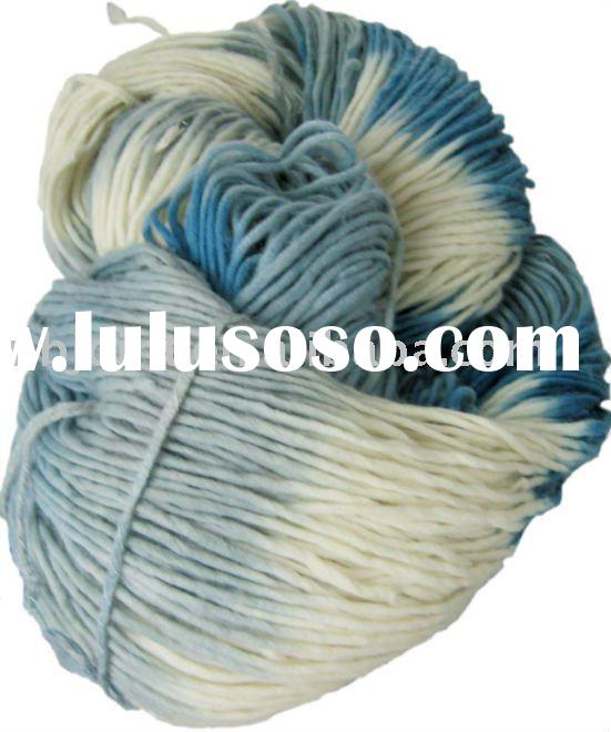 Blended wool yarn Mondial Etnico Hand knitting wool yarn