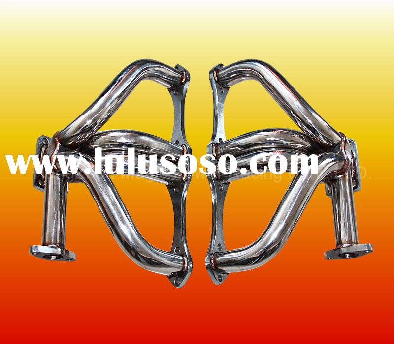 CHEVY Stainless Steel exhaust manifold for Twin Turbo system T3