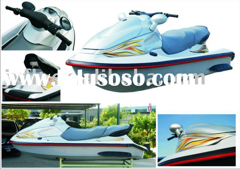 CLASSICAL YAMAHA Waverunner with National Patent Closed-Loop Fresh Water Cooling System