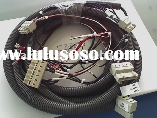 Cable & Wire Harness for Industrial Application