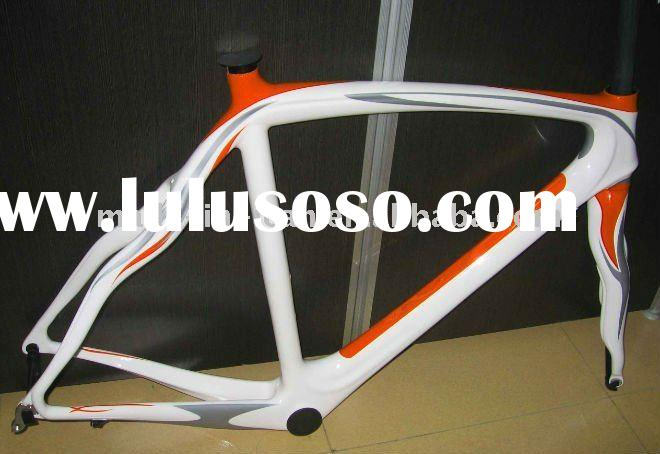 Carbon bike racing frame set bicycle frames for road bike