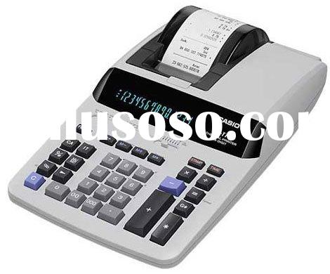 Casio DR 140TM Printing Calculator