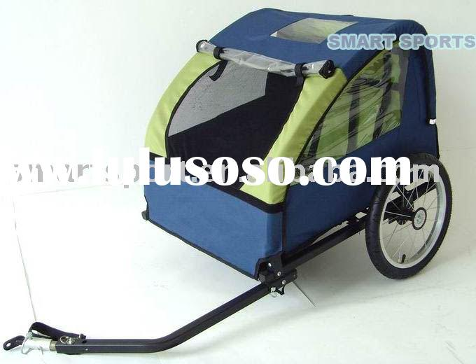 China Baby trailer bicycle trailer bike trailer
