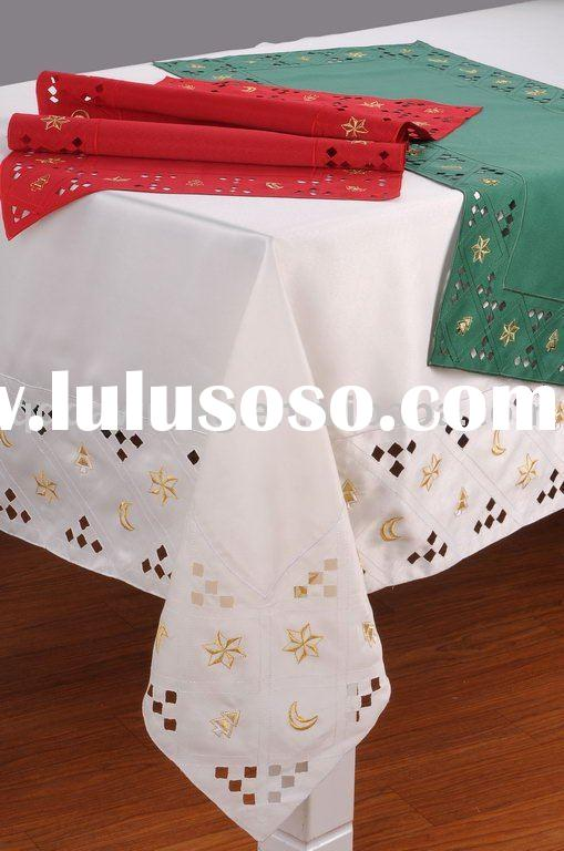 christmas table linen, christmas table linen Manufacturers in ...