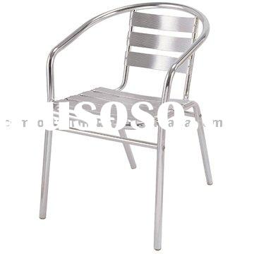 Stackable Aluminum Patio Chairs wonderful stackable aluminum patio chairs chair in finish set of