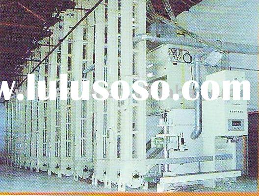 Complete Set of Rice Milling Plant