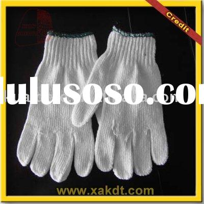 Cotton Safety Gloves/Industrial Working Safety Gloves/Safety Working Gloves LB-1084