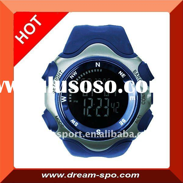 DA-140 digital altimeter/thermometer/barometer/compass watch