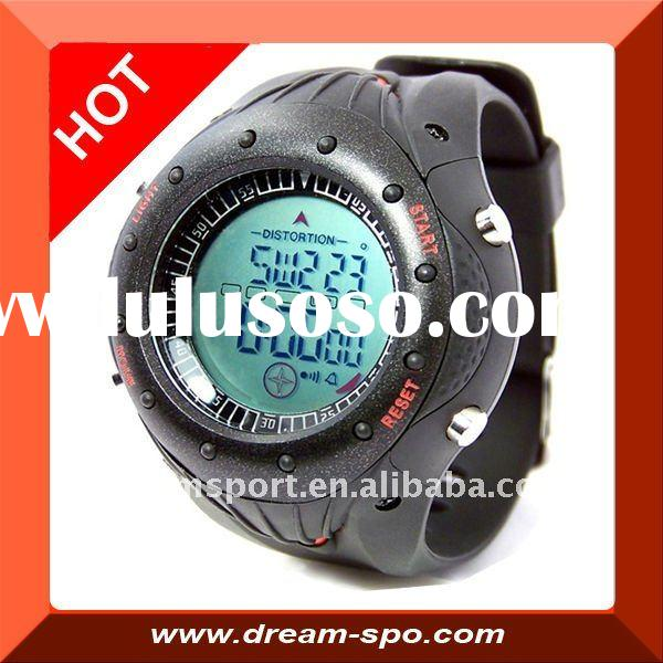 Compass Watch Strap Digital Compass Watch