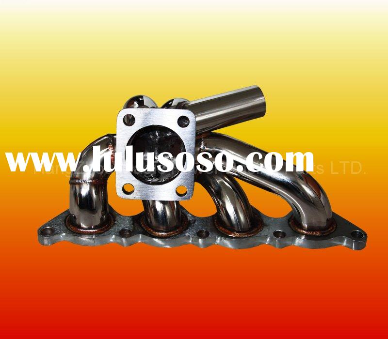 DSM mirror polished Turbo Exhaust Manifold-MITSUBISHI EVOLUTION 4G93