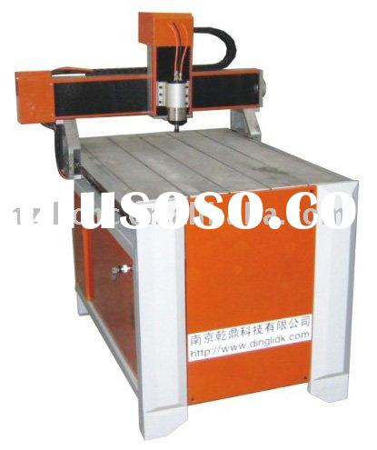 DeeLee Smaller Aluminum Cutting CNC Machine 6090