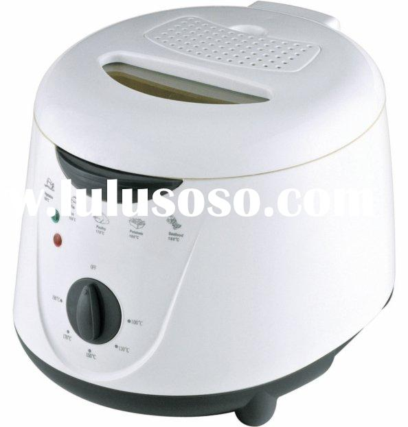 Deep fat fryer , Deep fryer
