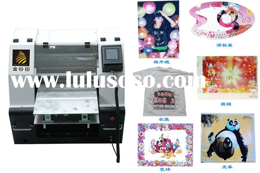 Digital t-shirt printing machine